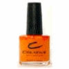 Creative Nail Design Nail Polish, Hot Pop Orange 349