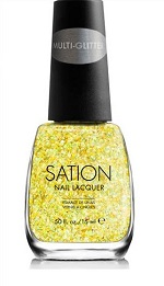 Sation Rich in Opportunities Multi-Glitter Nail Polish 3020