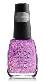 Sation Multi-Glitter Nail Polish, More Is More 3003