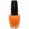 OPI Osaka-To-Me Orange Nail Polish NLJ09