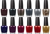 OPI Skyfall Collection - Holiday