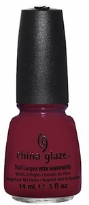 China Glaze Nail Polish, Merry Berry 1109