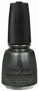 China Glaze Nail Polish, Near Dark 986