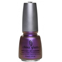 China Glaze Nail Polish, No Plain Jane 1166