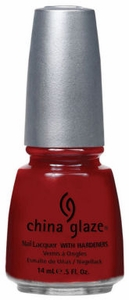 China Glaze Nail Polish, Phat Santa 25164