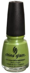China Glaze Nail Polish, Tree Hugger 651
