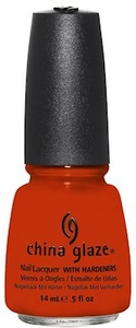 China Glaze Nail Polish, Roguish Red 1133