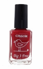 Chick Wild Rooster Nail Polish