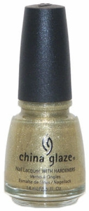 China Glaze Nail Polish, 5 Golden Rings 28871