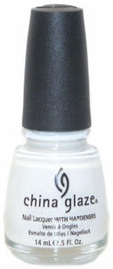 China Glaze White Out Nail Polish 545