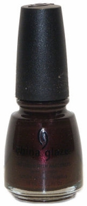 China Glaze Nail Polish, X, 710