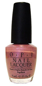 OPI Nail Polish, Not So Bora Bora-ing Pink NLS45