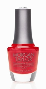 Morgan Taylor Nail Polish, Fire Cracker 28