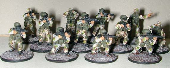 15mm US Special Forces