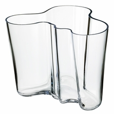 Iittala Aalto Clear Vases - Click to enlarge