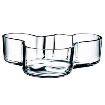 Iittala Aalto Clear Mini Bowls - Click to enlarge