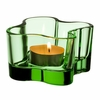 iittala Aalto Apple Green Votive Candle Holder