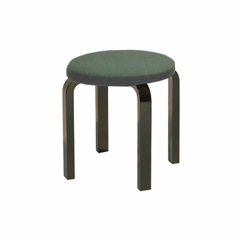 Artek Alvar Aalto - Children's Stools NE60 - Black Lacquered - Click to enlarge