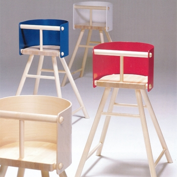 Ben af Schulten  - Baby High Chair 616 - Click to enlarge