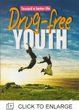 MAGAZINE DRUG FREE YOUTH