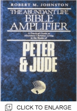 Bible Amplifier -Peter-Jude Hc