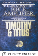 Bible Amplifier -Timothy-Titus