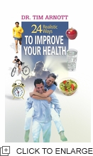 24 Realistic Ways to Improve Your Health
