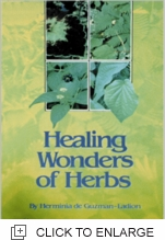 Healing Wonders Of Herbs - Hc