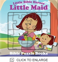 Little Bible Heroes - LITTLE MAID