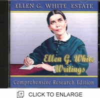 Ellen G. White Writings CD-ROM