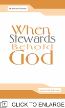 When Stewards Behold God