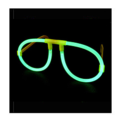 GLOW GLASSES: PACK OF 5