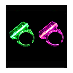 GLOW RINGS: PACK OF 4