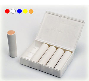 18G COLOUR SMOKE EMITTERS: PACK OF 5 (Choose Colour)