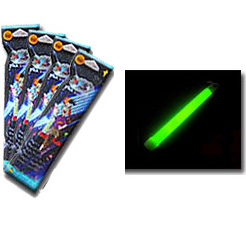 "50% OFF: 6"" GLOW STICKS 50PK"