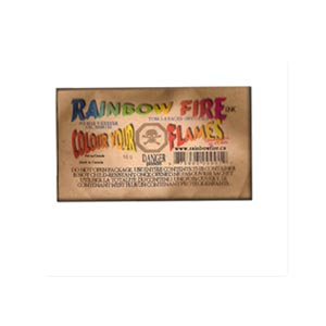 RAINBOW FIRE DUST