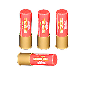 SHOTGUN SHELL - PKG OF 4