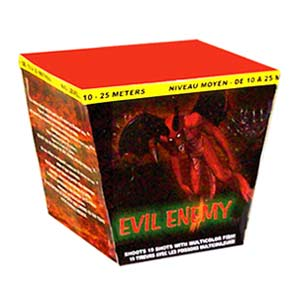 50% OFF: EVIL ENEMY