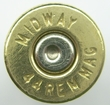 44 REM MAG Once Fired Brass 250 count