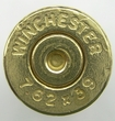 7.62 X 39 Once Fired Brass Large Primer 250 count