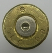 308 Once Fired Military 7.62 x  51 Brass  250 count