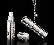 Garson Luxury Crystal Atomizer (Crystal)