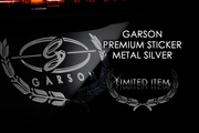 Garson DAD Premium Sticker Chrome