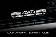 Garson DAD Original Security Sticker
