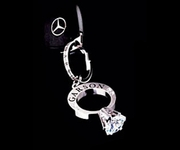 Garson Luxury Key Ring (Crystal)