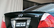 Junction Produce 3pc Rear Wing Infinity M45 04+