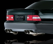 Junction Produce 3pc Rear Wing Lexus LS400 95-97