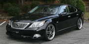 Junction Produce Sports Full Aero Kit 3pc Lexus LS460 07+