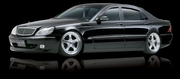 Junction Produce Ares Full Aero Kit 4pc Mercedes S-Class W220