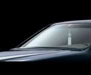 Junction Produce Ares Bonnet Spoiler Mercedes S-Class W140